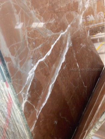 Red Chicano Marble
