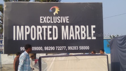 Exclusive Imported Marble